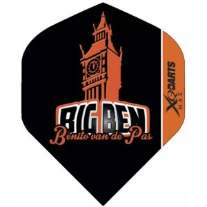 XQ-Max Darts Big Ben Flights