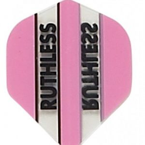 Ruthless Dart Flight-Ruthless Pink Panels